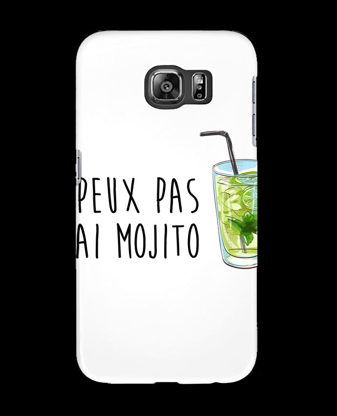 Coque Samsung Galaxy S6 Je peux pas j'ai mojito - FRENCHUP-MAYO