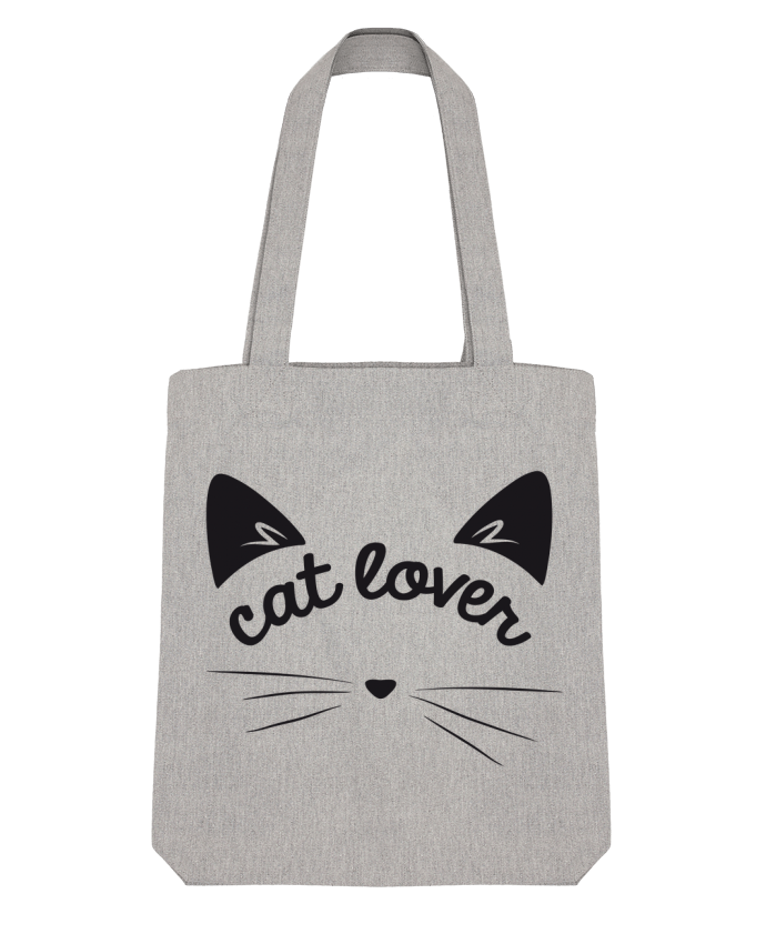 Tote Bag Stanley Stella Cat lover par FRENCHUP-MAYO