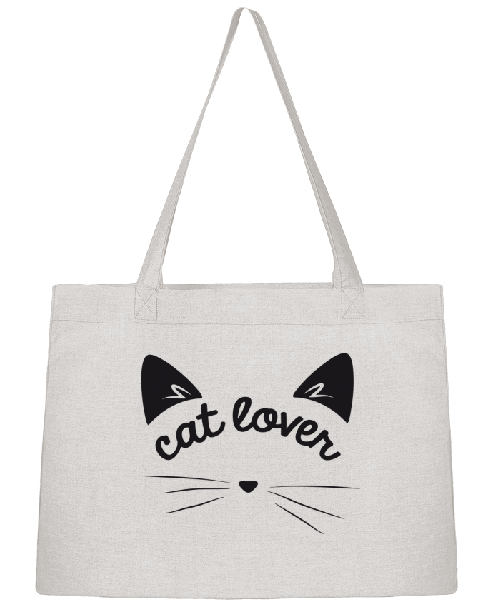 Sac Cabas Shopping Stanley Stella Cat lover par FRENCHUP-MAYO