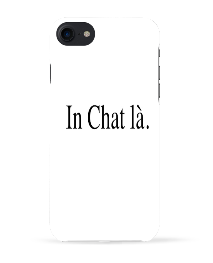 coque chat 3d iphone 7
