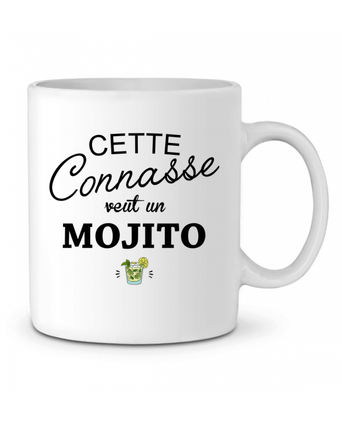 Mug en Céramique Cette connasse veut un mojito par LPMDL