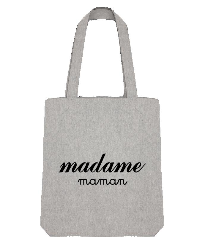 Tote Bag Stanley Stella Madame Maman par Freeyourshirt.com