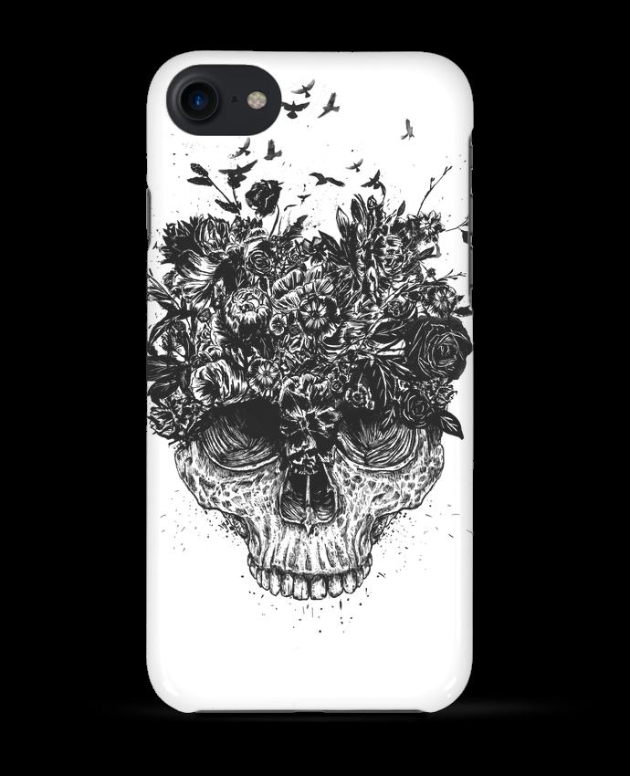 Coque 3D Iphone 7 My head is a jungle de Balàzs Solti