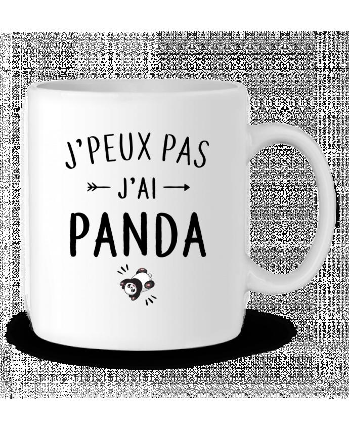 Mug en Céramique J'peux pas j'ai panda par LPMDL