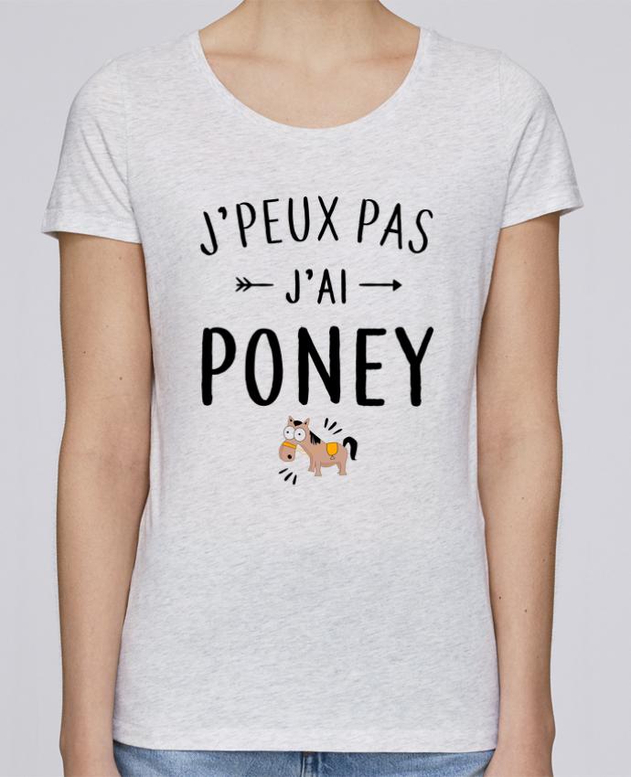 T-shirt Femme Stella Loves J'peux pas j'ai poney par LPMDL