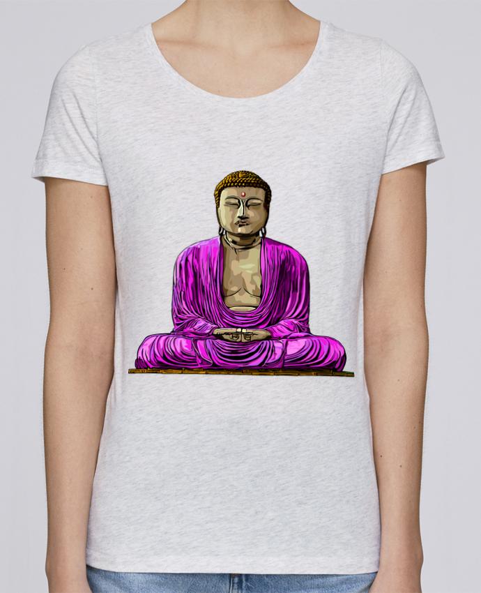 T-shirt Femme Stella Loves Bouddha Pop par Numartis
