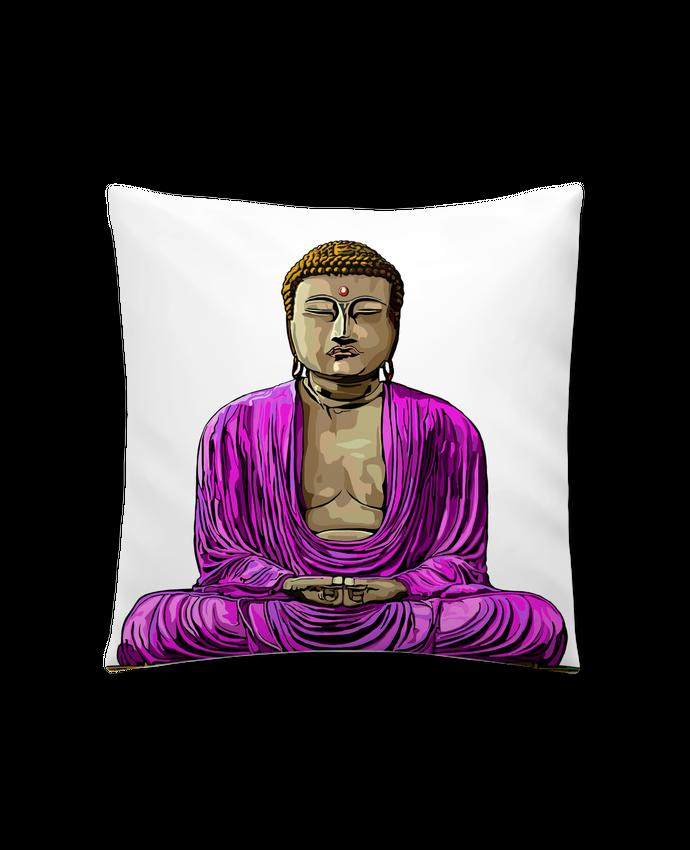 Coussin Synthétique Doux 41 x 41 cm Bouddha Pop par Numartis