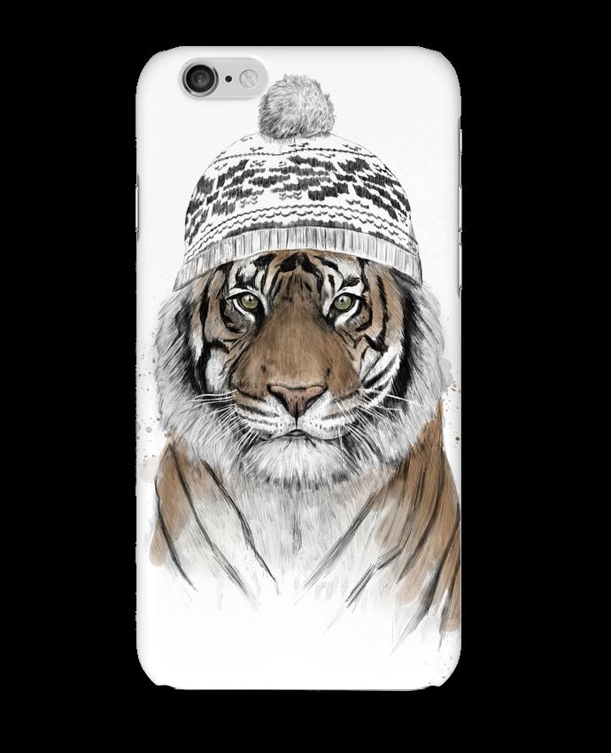 Coque 3D Iphone 6 Siberian tiger par Balàzs Solti
