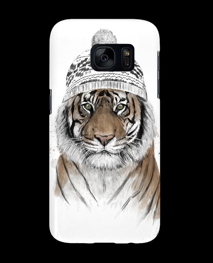 Coque 3D Samsung Galaxy S7 Siberian tiger par Balàzs Solti