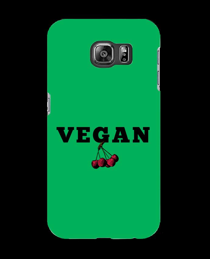 Coque 3D Samsung Galaxy S6 Vegan - Les Caprices de Filles