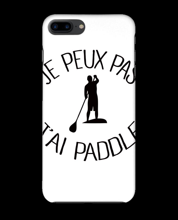 coque iphone 7 paddle