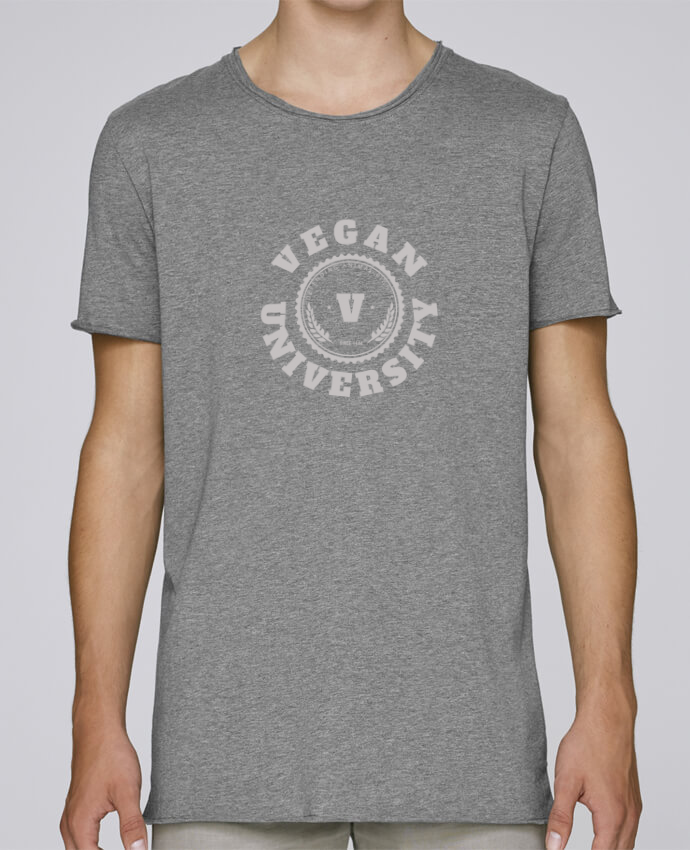 T-shirt Homme Oversized Stanley Skates Vegan University par Les Caprices de Filles