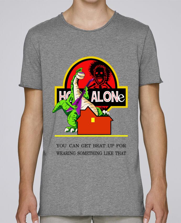 T-shirt Homme Oversized Stanley Skates Home Park par B iCon