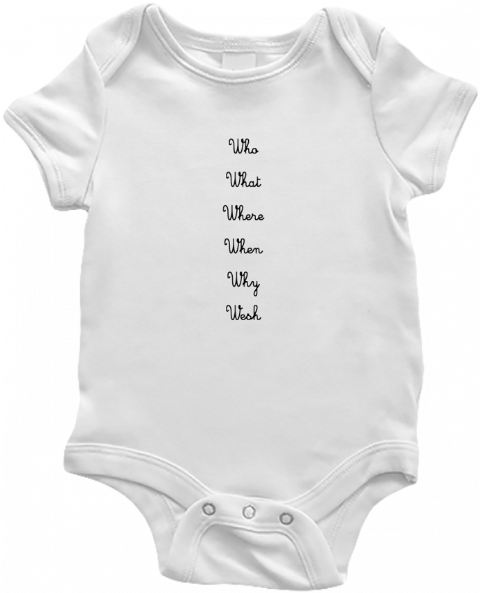 Body Bébé 5W par tattooanshort