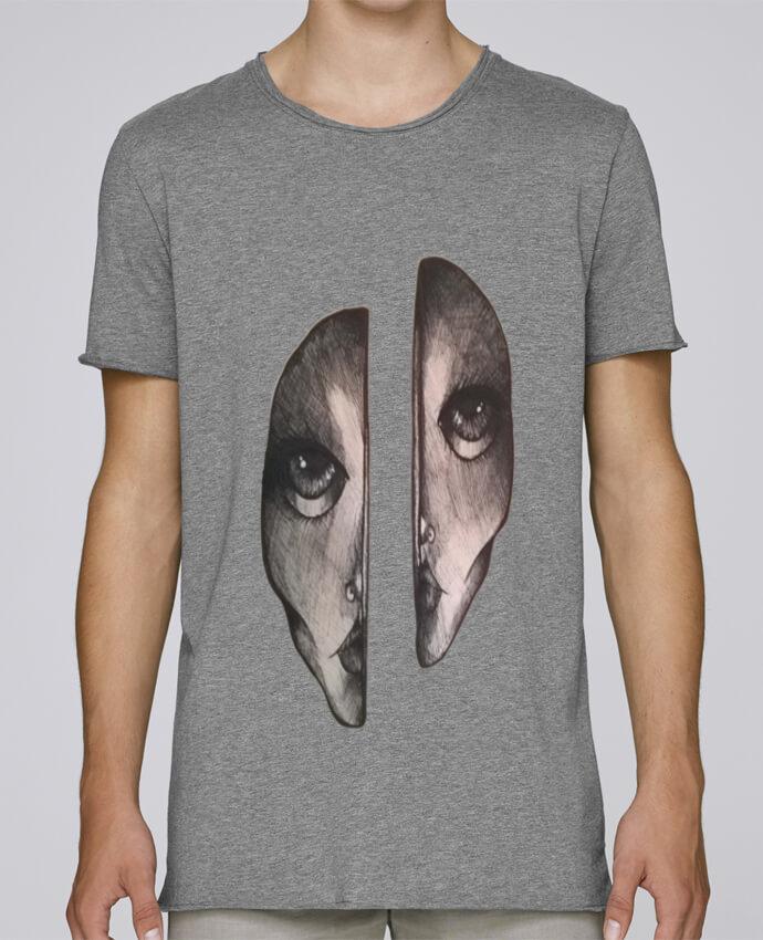 T-shirt Homme Oversized Stanley Skates Headache par OhHelloGuys!