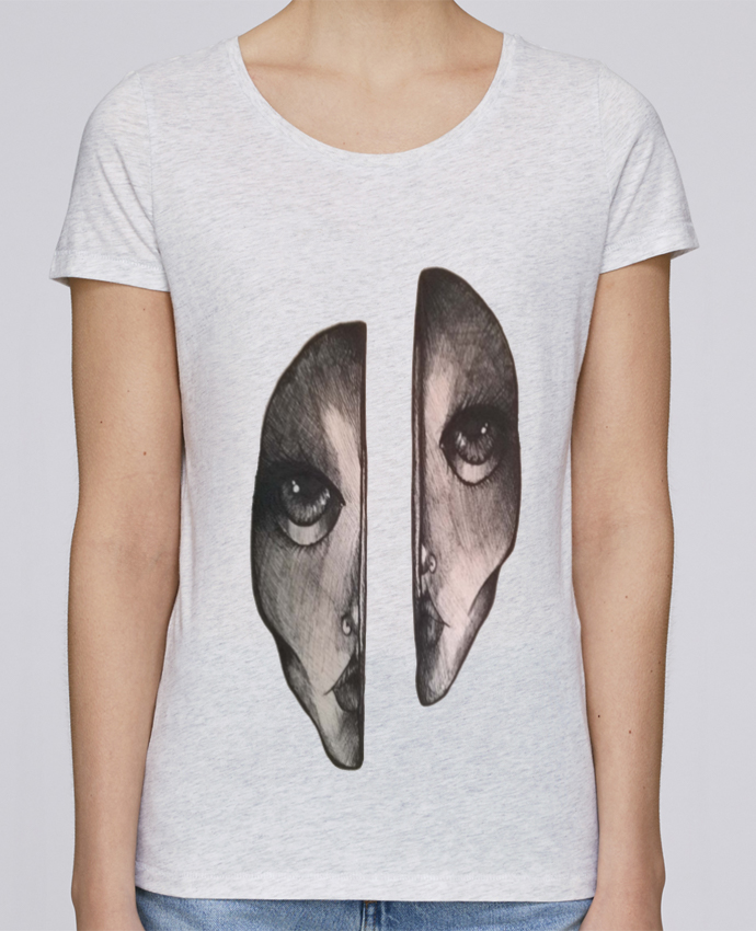 T-shirt Femme Stella Loves Headache par OhHelloGuys!