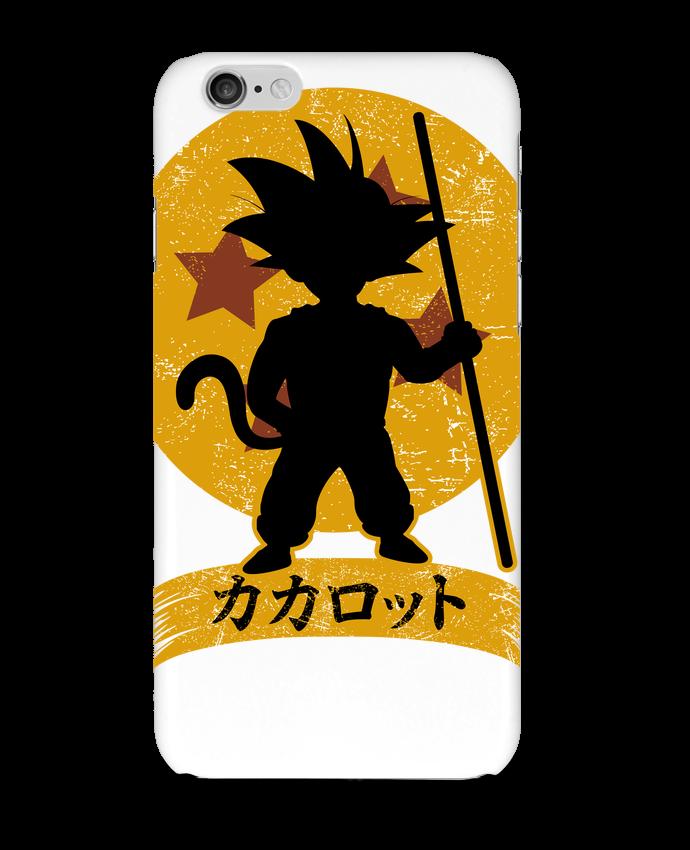 Coque 3D Iphone 6 Kakarrot Crest par Kempo24