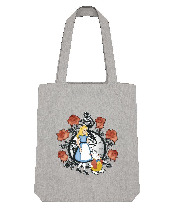 Tote Bag Stanley Stella Time for Wonderland par Kempo24