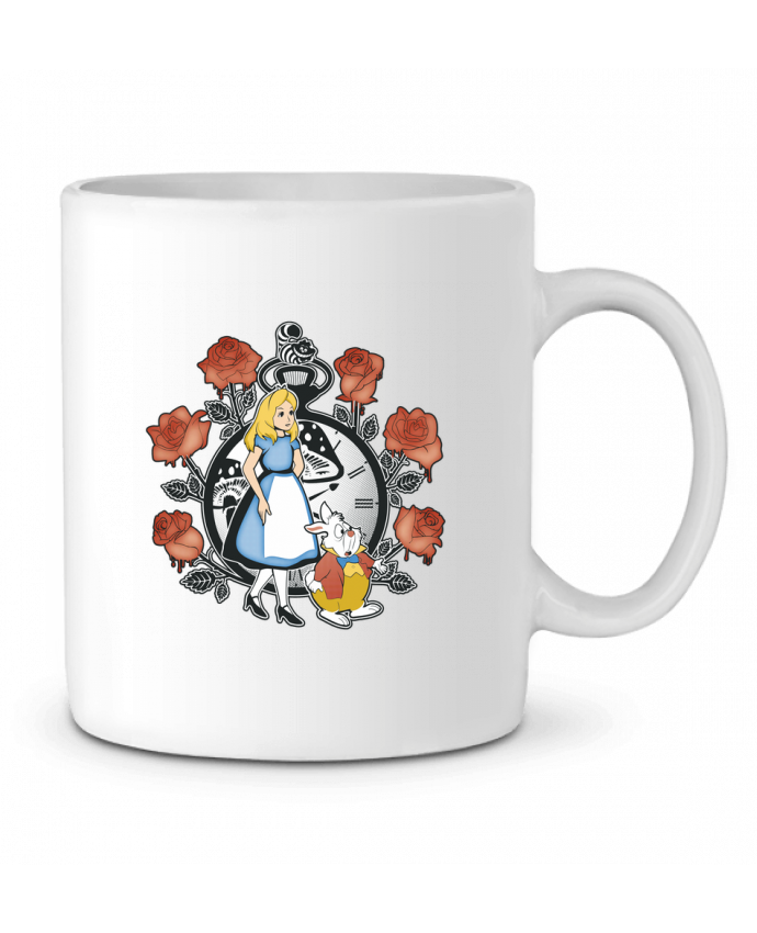 Mug en Céramique Time for Wonderland par Kempo24