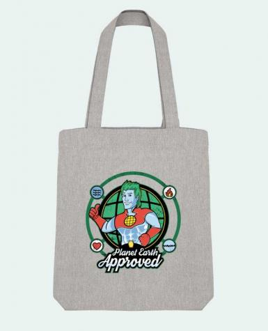 Tote Bag Stanley Stella Planet Earth Approved par Kempo24