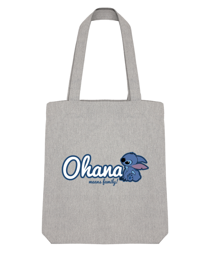 Tote Bag Stanley Stella Ohana means family par Kempo24