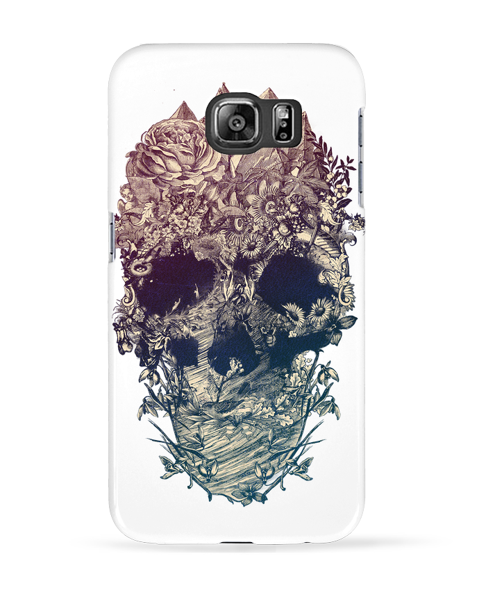 coque galaxy s6 skull
