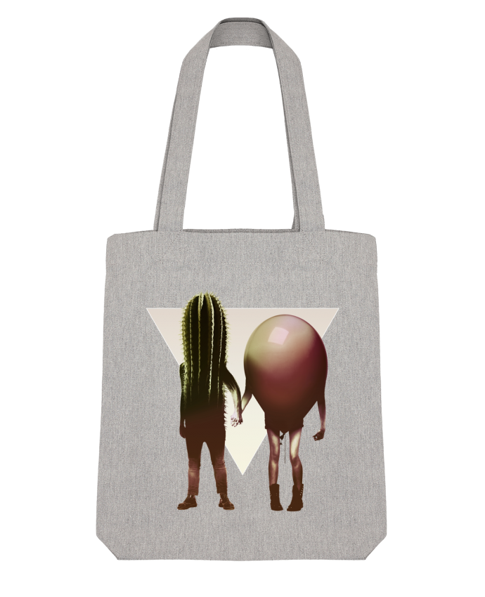 Tote Bag Stanley Stella Couple Hori par ali_gulec