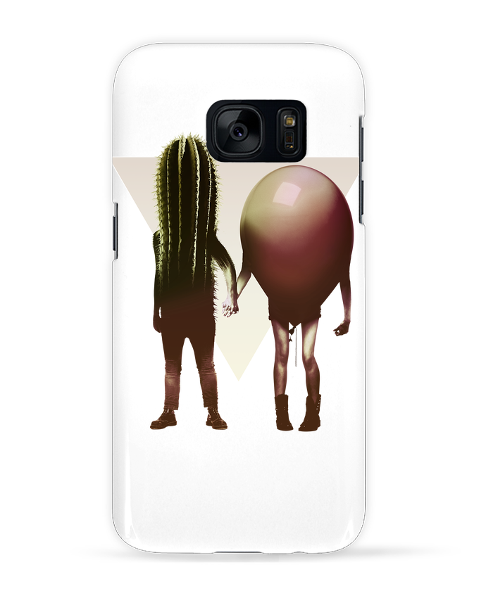 Coque 3D Samsung Galaxy S7 Couple Hori par ali_gulec