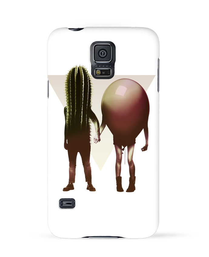Coque 3D Samsung Galaxy S5 Couple Hori par ali_gulec