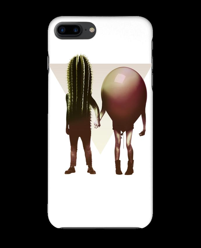 Coque 3D Iphone 7+ Couple Hori par ali_gulec