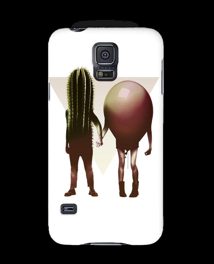 Coque 3D Samsung Galaxy S5 Couple Hori par ali_gulec