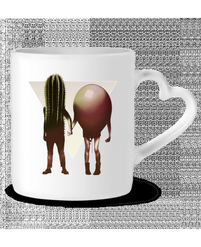 Mug Coeur Couple Hori par ali_gulec