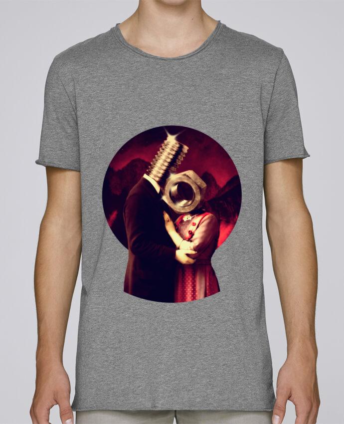 T-shirt Homme Oversized Stanley Skates Screw Love par ali_gulec