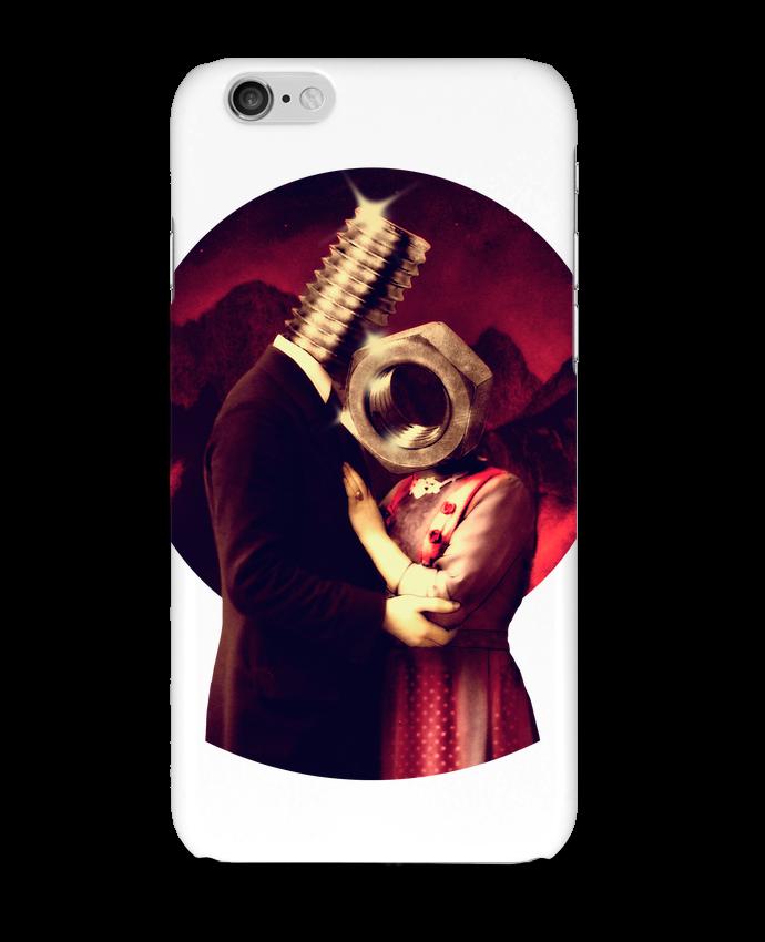 Coque 3D Iphone 6 Screw Love par ali_gulec