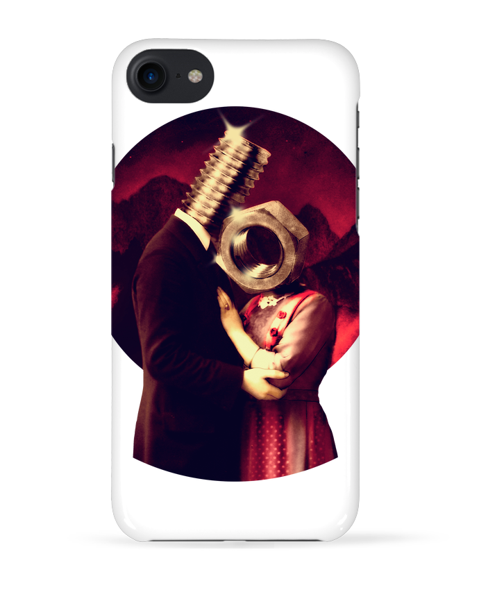 Coque 3D Iphone 7 Screw Love de ali_gulec