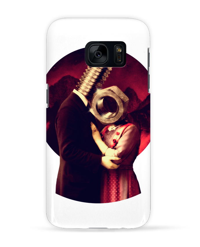 Coque 3D Samsung Galaxy S7 Screw Love par ali_gulec
