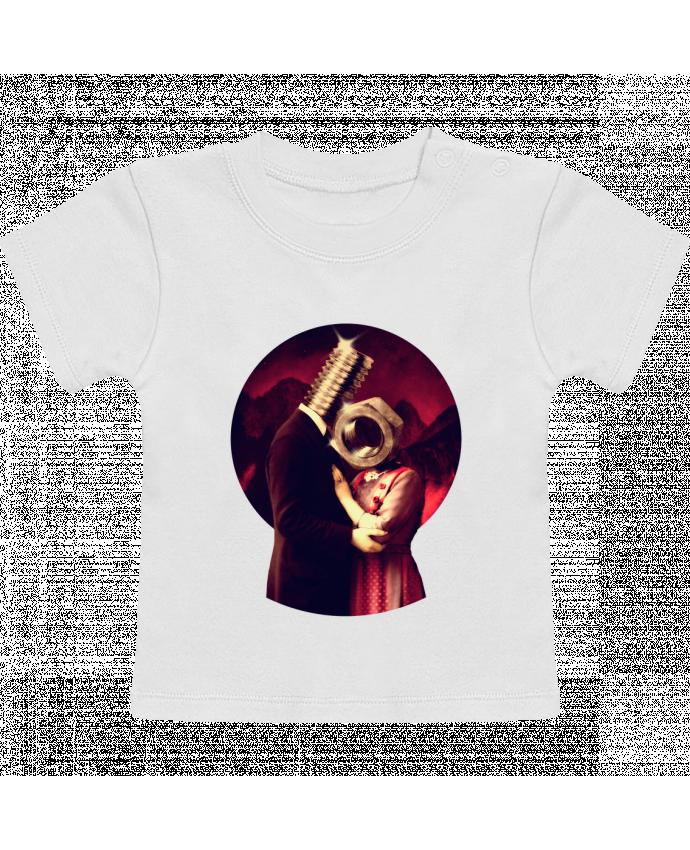 T-Shirt Bébé Manches Courtes Screw Love manches courtes du designer ali_gulec