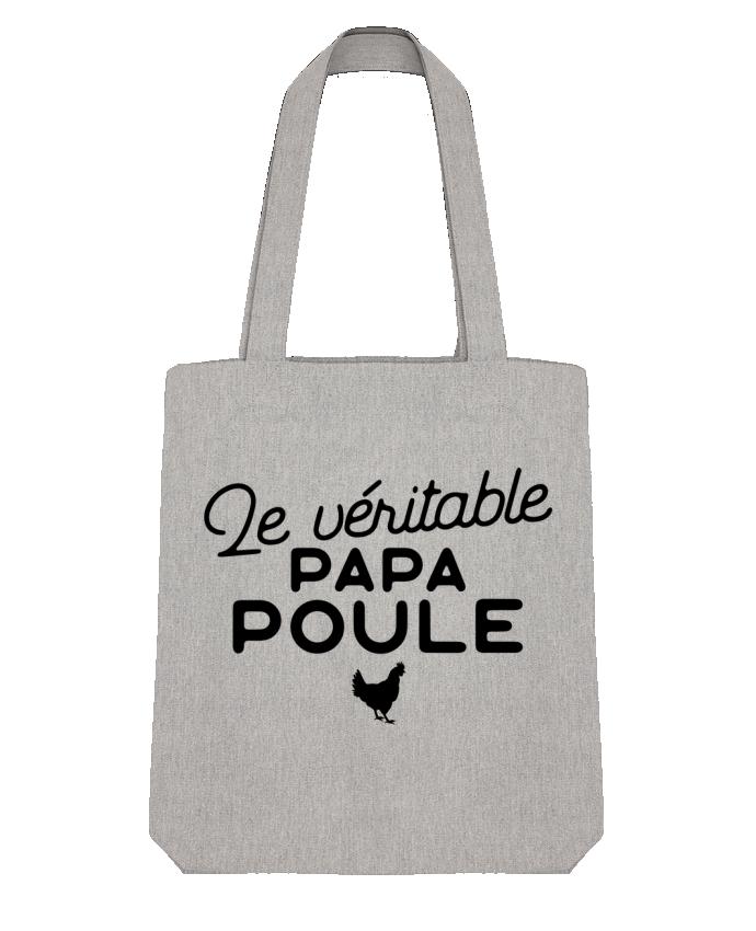 Tote Bag Stanley Stella Papa poule cadeau noël par Original t-shirt