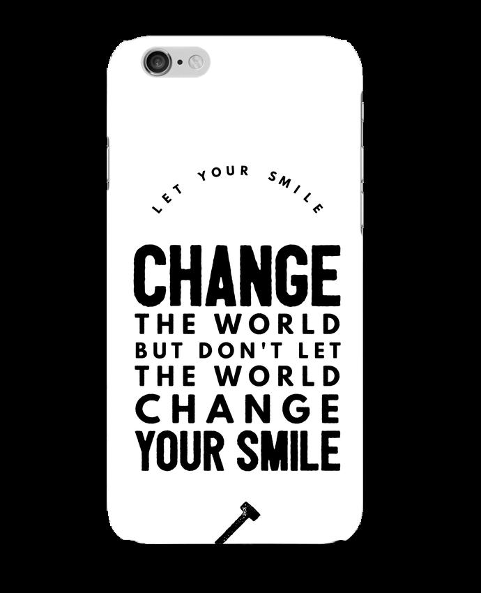 coque iphone 6 world