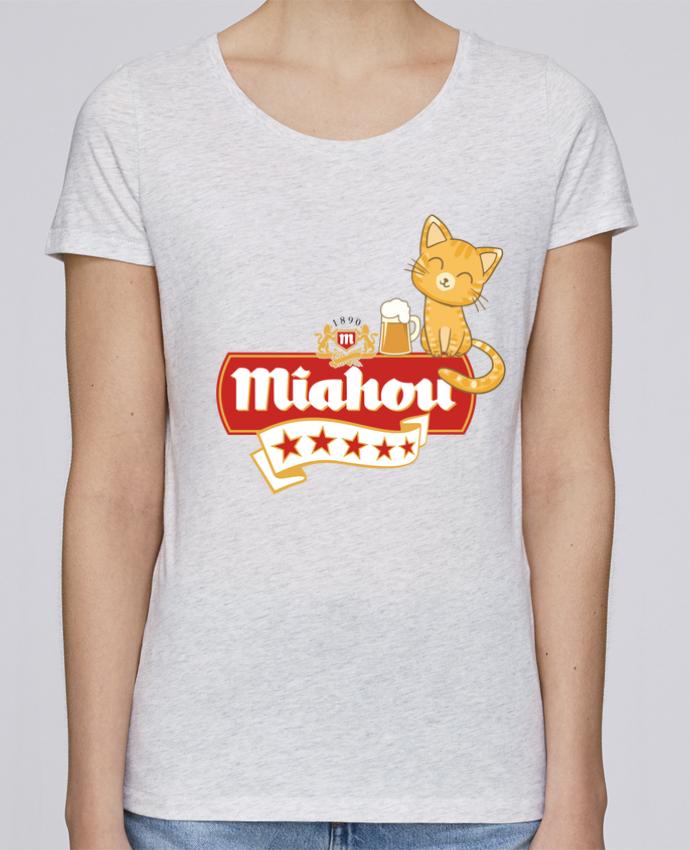 T-shirt Femme Stella Loves Miahou par ParanoiaRecords