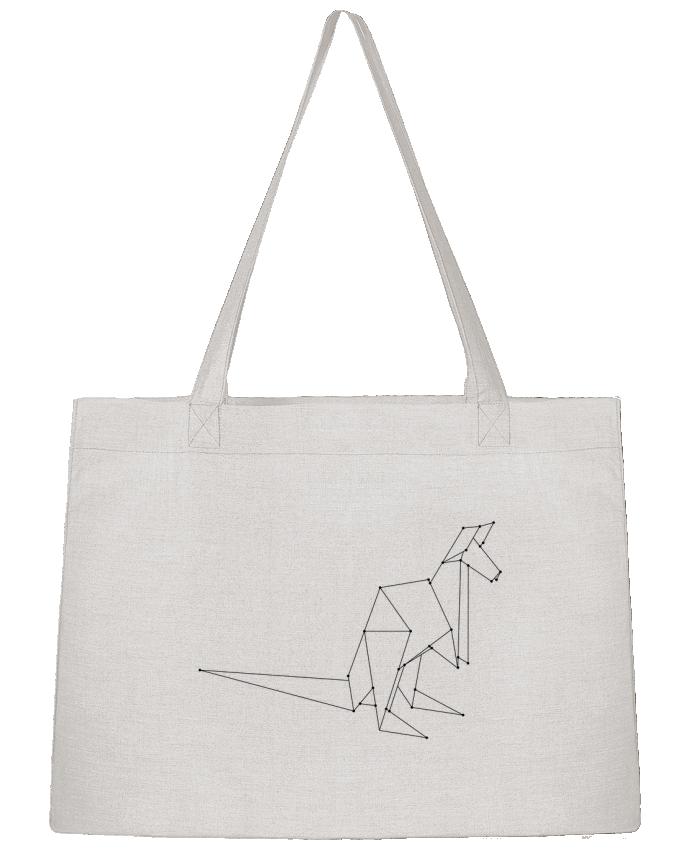 Sac Cabas Shopping Stanley Stella Origami kangourou par /wait-design