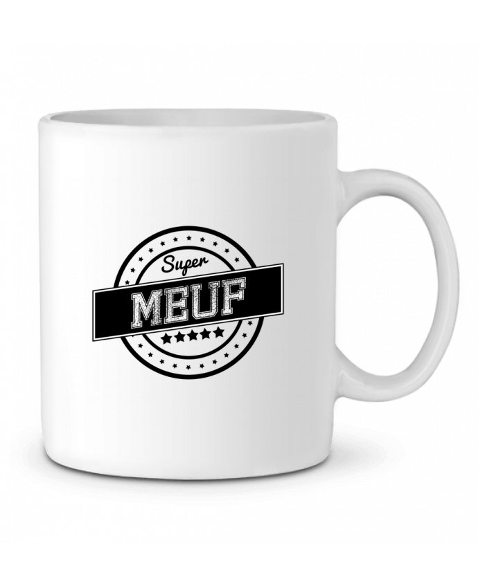 Mug en Céramique Super meuf par justsayin