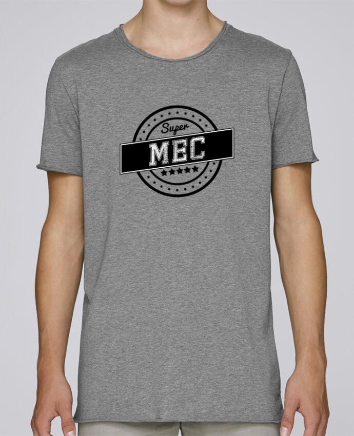 T-shirt Homme Oversized Stanley Skates Super mec par justsayin