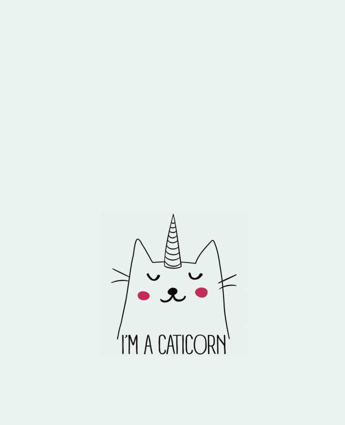 Sac en Toile Coton I'm a Caticorn par Freeyourshirt.com