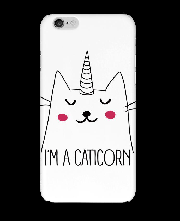 Coque 3D Iphone 6 I'm a Caticorn par Freeyourshirt.com