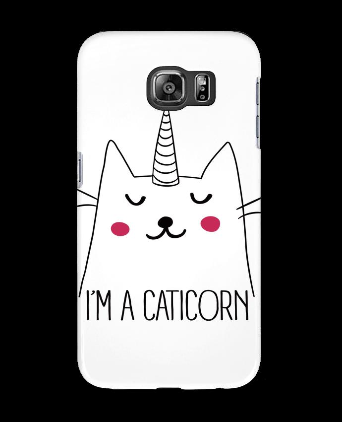 Coque 3D Samsung Galaxy S6 I'm a Caticorn - Freeyourshirt.com