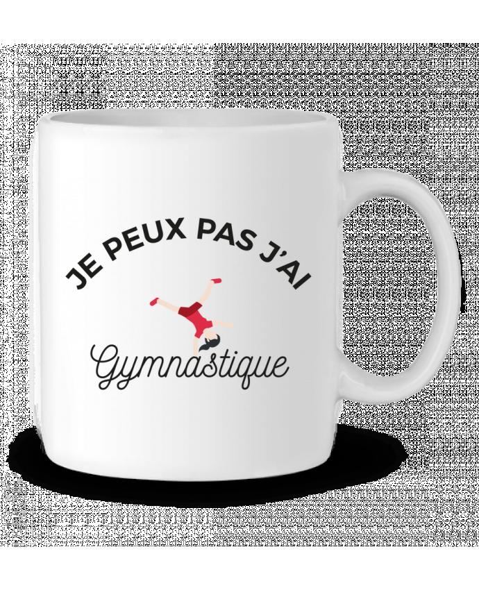 Mug en Céramique Je peux pas j'ai gymnastique par Ruuud