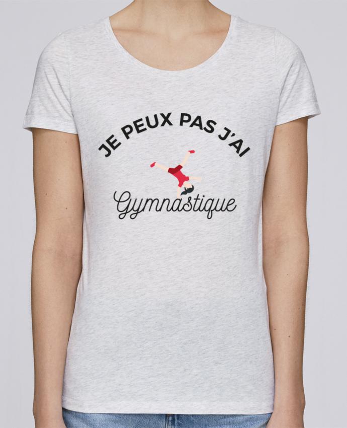 T-shirt Femme Stella Loves Je peux pas j'ai gymnastique par Ruuud