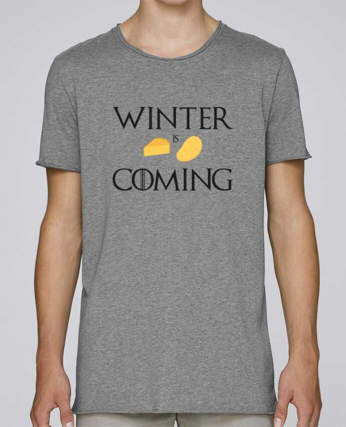 T-shirt Homme Oversized Stanley Skates Winter is coming par Ruuud