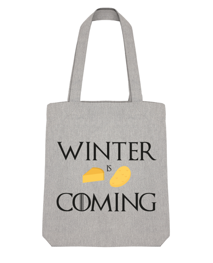 Tote Bag Stanley Stella Winter is coming par Ruuud